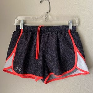 Women's Under Armour Running Shorts